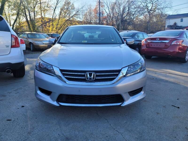 2013 Honda Accord for sale at Mr. Motorsales in Elizabeth NJ