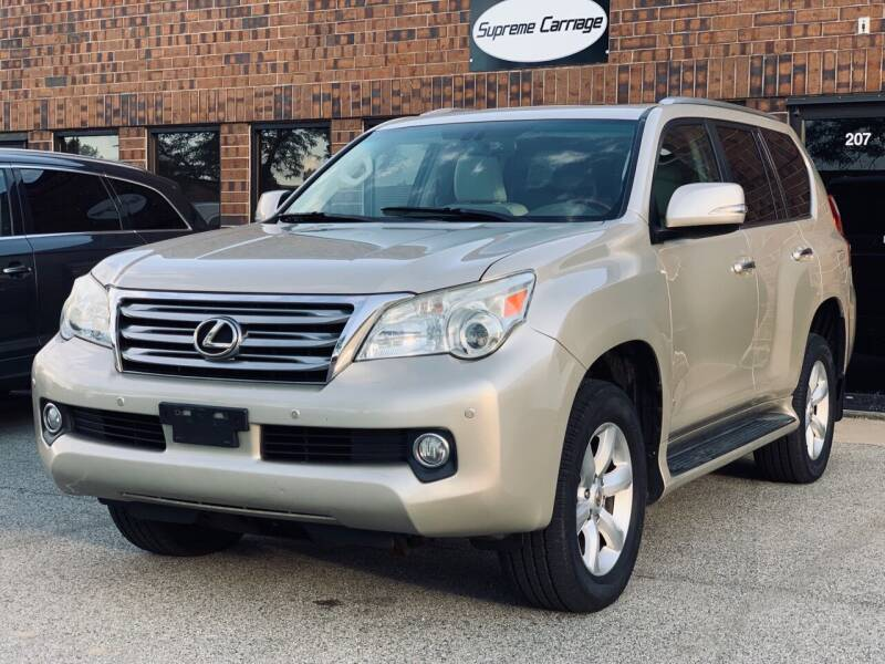 2011 Lexus GX 460 for sale at Supreme Carriage in Wauconda IL