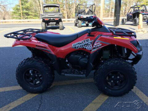 2021 Kawasaki BRUTEFORCE 750 for sale at ROUTE 3A MOTORS INC in North Chelmsford MA