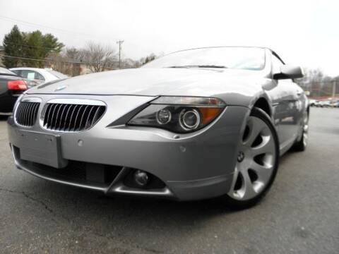 2007 BMW 6 Series for sale at DMV Auto Group in Falls Church VA