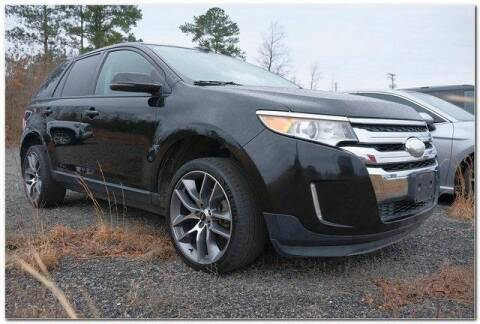 2012 Ford Edge for sale at WHITE MOTORS INC in Roanoke Rapids NC