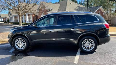2011 Buick Enclave for sale at A Lot of Used Cars in Suwanee GA