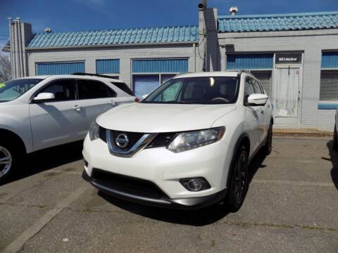 2015 Nissan Rogue for sale at Pro-Motion Motor Co in Lincolnton NC