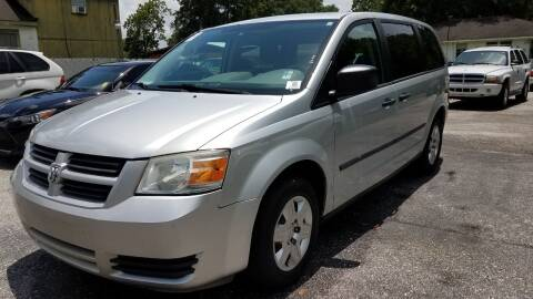 2008 Dodge Grand Caravan for sale at GULF COAST MOTORS in Mobile AL