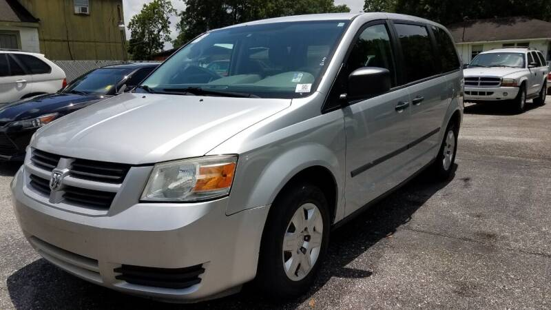 2008 Dodge Grand Caravan for sale at GULF COAST MOTORS in Mobile AL