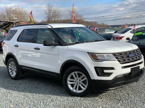 2017 Ford Explorer for sale at A&M Auto Sales in Edgewood MD