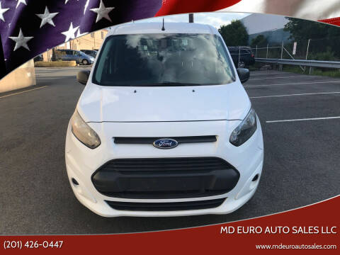 2015 Ford Transit Connect Cargo for sale at MD Euro Auto Sales LLC in Hasbrouck Heights NJ
