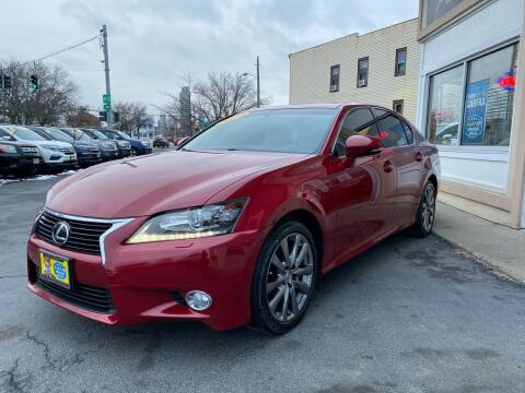2014 Lexus GS 350 for sale at ADAM AUTO AGENCY in Rensselaer NY