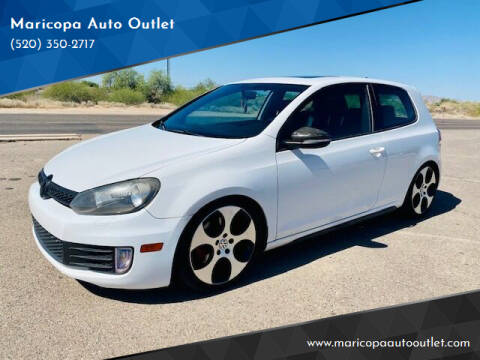 2012 Volkswagen GTI for sale at Maricopa Auto Outlet in Maricopa AZ