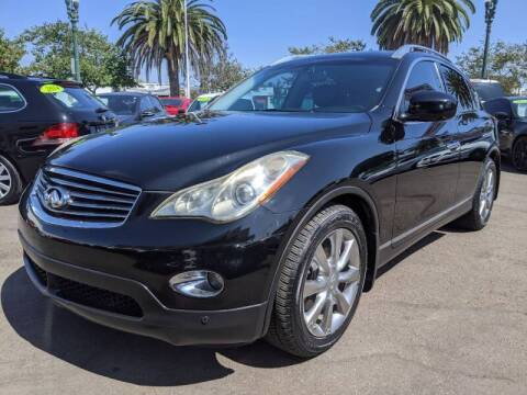 2012 Infiniti EX35 for sale at Convoy Motors LLC in National City CA