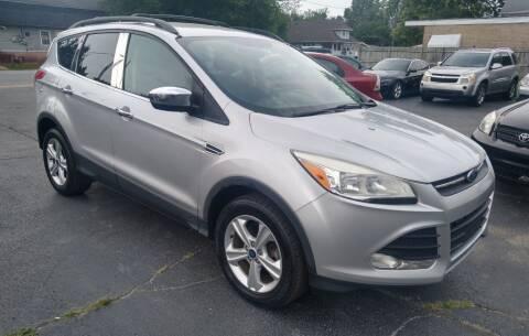 2013 Ford Escape for sale at I Car Motors in Joliet IL