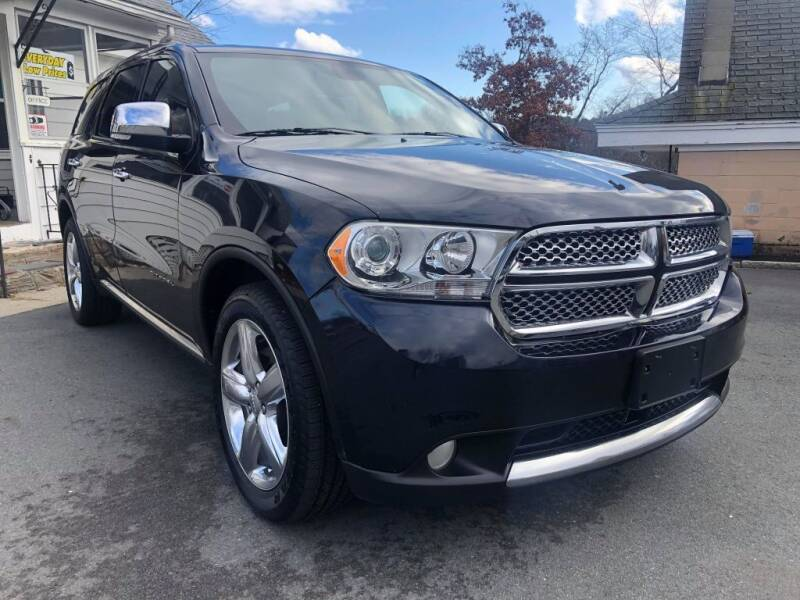 2011 Dodge Durango for sale at Dracut's Car Connection in Methuen MA