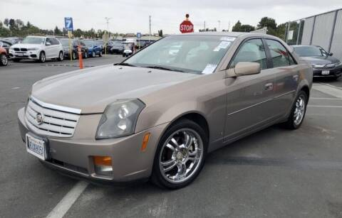 2006 Cadillac CTS for sale at SoCal Auto Auction in Ontario CA