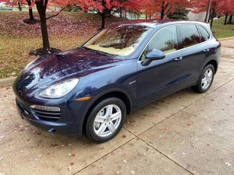 2011 Porsche Cayenne for sale at Western Star Auto Sales in Chicago IL