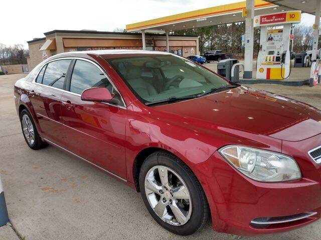 2011 Chevrolet Malibu for sale at AFFORDABLE DISCOUNT AUTO in Humboldt TN