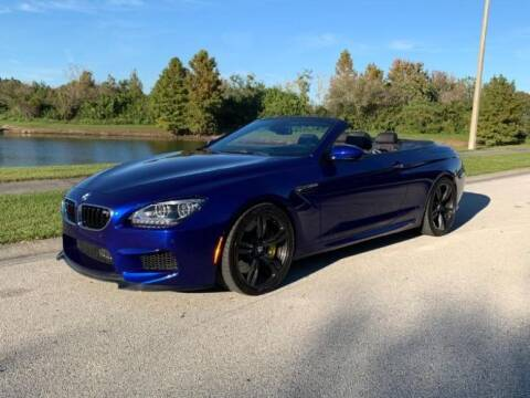 2012 BMW M6 for sale at Classic Car Deals in Cadillac MI