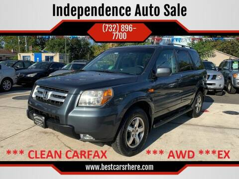 2006 Honda Pilot for sale at Independence Auto Sale in Bordentown NJ