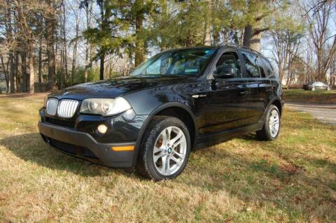 2007 BMW X3 for sale at New Hope Auto Sales in New Hope PA