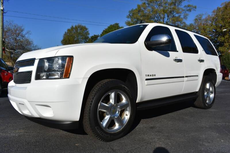 2014 Chevrolet Tahoe for sale at Apex Car & Truck Sales in Apex NC