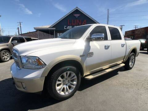 2013 RAM Ram Pickup 1500 for sale at LUNA CAR CENTER in San Antonio TX