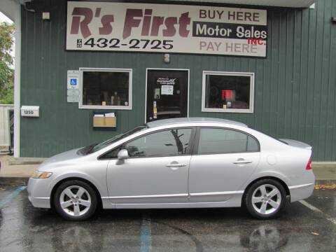 2010 Honda Civic for sale at R's First Motor Sales Inc in Cambridge OH