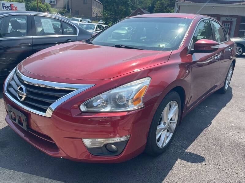 2014 Nissan Altima for sale at Fellini Auto Sales & Service LLC in Pittsburgh PA