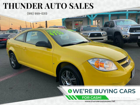 2008 Chevrolet Cobalt for sale at Thunder Auto Sales in Sacramento CA