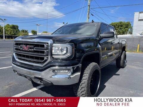 2017 GMC Sierra 1500 for sale at JumboAutoGroup.com in Hollywood FL