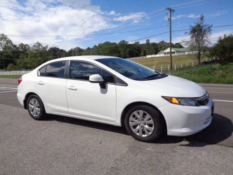 2012 Honda Civic for sale at Car Depot Auto Sales Inc in Seymour TN