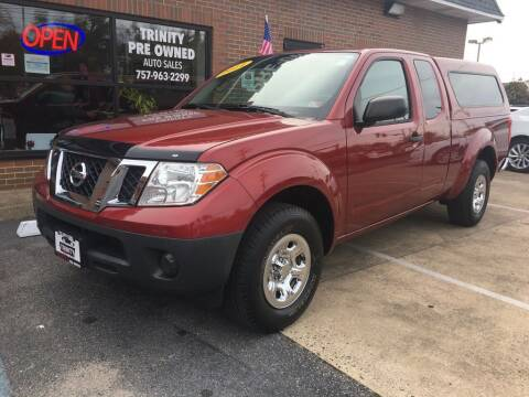 2014 Nissan Frontier for sale at Bankruptcy Car Financing in Norfolk VA