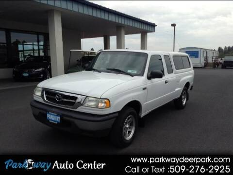 2004 Mazda B-Series Truck for sale at PARKWAY AUTO CENTER AND RV in Deer Park WA