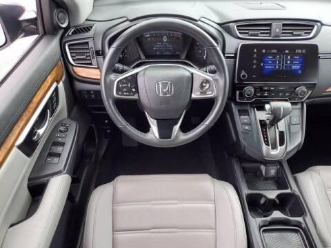 2019 Honda CR-V for sale at GATOR'S IMPORT SUPERSTORE in Melbourne FL