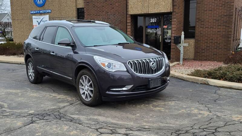 2015 Buick Enclave for sale at Mighty Motors in Adrian MI