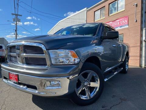 2012 RAM Ram Pickup 1500 for sale at Carlider USA in Everett MA