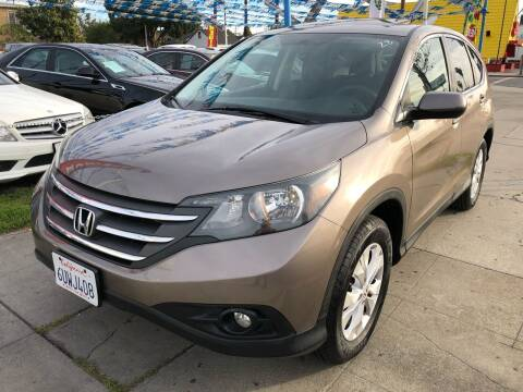 2012 Honda CR-V for sale at Plaza Auto Sales in Los Angeles CA