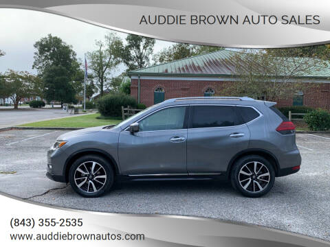 2020 Nissan Rogue for sale at Auddie Brown Auto Sales in Kingstree SC