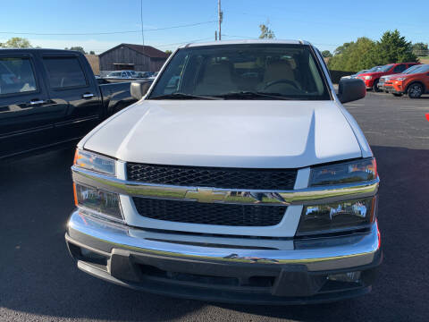2008 Chevrolet Colorado for sale at Todd Nolley Auto Sales in Campbellsville KY