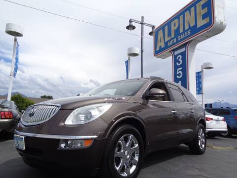 2008 Buick Enclave for sale at Alpine Auto Sales in Salt Lake City UT