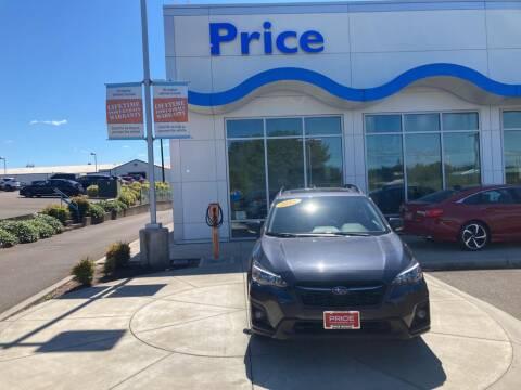 2018 Subaru Crosstrek for sale at Price Honda in McMinnville in Mcminnville OR