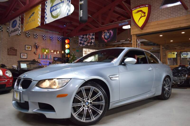 2012 BMW M3 for sale at Chicago Cars US in Summit IL