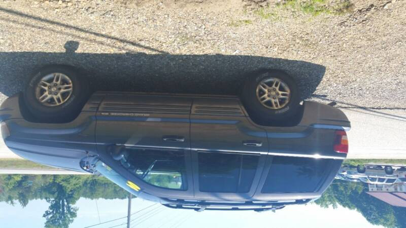 2004 Jeep Grand Cherokee for sale at Shamrock Auto Brokers, LLC in Belmont NH