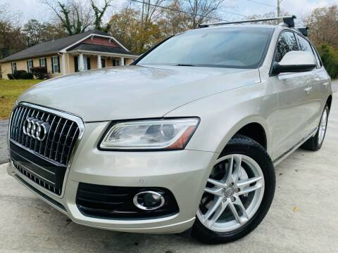 2014 Audi Q5 for sale at E-Z Auto Finance in Marietta GA