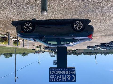 2018 Honda Civic for sale at C & H AUTO SALES WITH RICARDO ZAMORA in Daleville AL