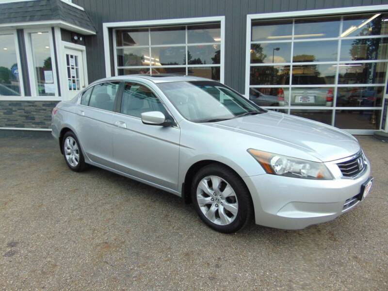 2009 Honda Accord for sale at Akron Auto Sales in Akron OH