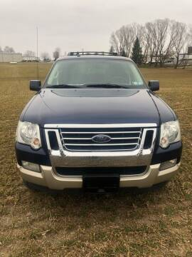 2008 Ford Explorer for sale at Adams Service Center and Sales in Lititz PA