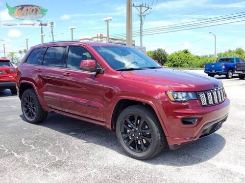 2021 Jeep Grand Cherokee for sale at GATOR'S IMPORT SUPERSTORE in Melbourne FL