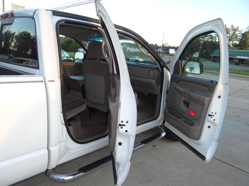 2005 Dodge Ram Pickup 1500 4dr Quad Cab SLT Rwd SB - Woodstock GA