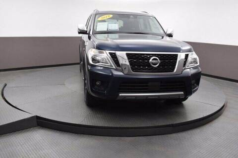 2019 Nissan Armada for sale at Hickory Used Car Superstore in Hickory NC