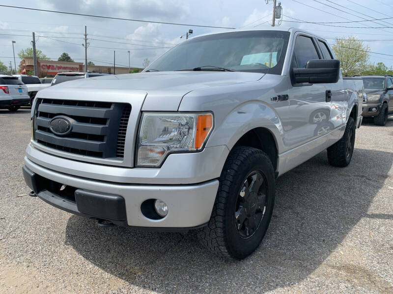 2009 Ford F-150 for sale at Safeway Auto Sales in Horn Lake MS