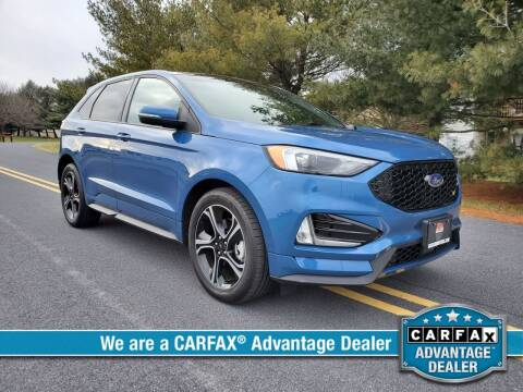 2019 Ford Edge for sale at RoseLux Motors LLC in Schnecksville PA